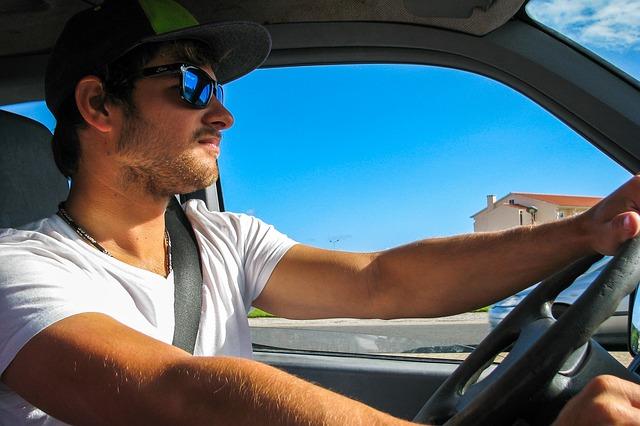 El calor en el coche en los meses de verano