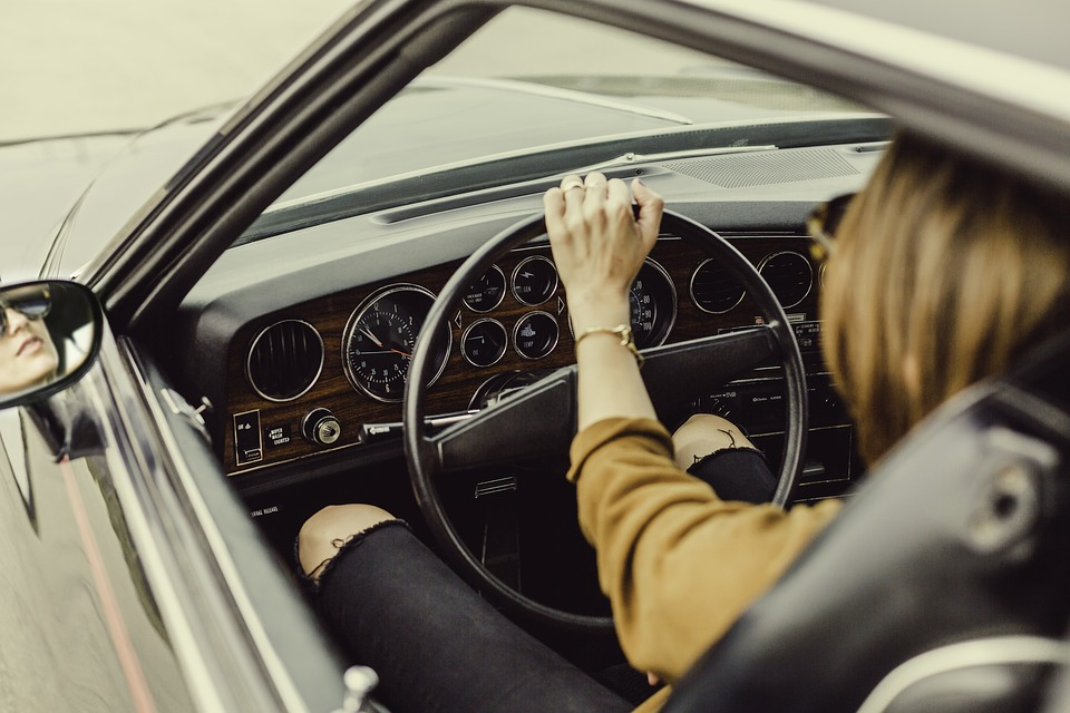 La importancia del cinturón de seguridad