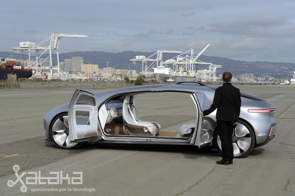 Los coches autónomos y la gran duda