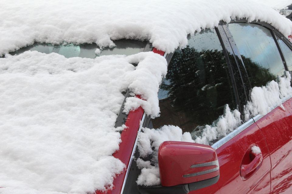 Protege tu coche del frío con estos consejos