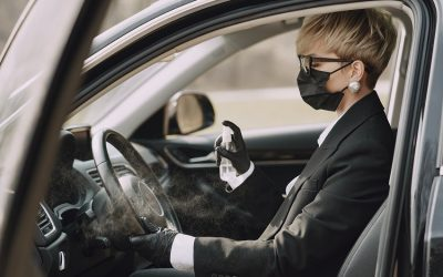 Desinfección de vehículos