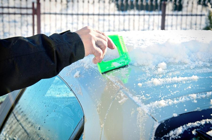 El mantenimiento del vehículo en invierno